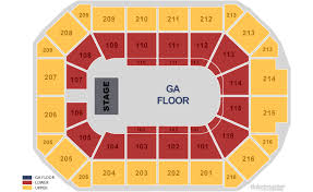 Allstate Arena Seating Chart Wwe Allstate Arena Rosemont Tickets Schedule Seating Chart