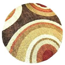 small round rugs rug red area magnificent best as for hearth circular semi circle