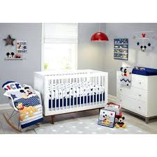 mickey mouse sports crib bedding lets go mickey ii 4 piece crib bedding set mickey mouse