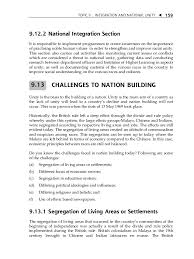 topic integration and national unity 16 topic 9 integration and national unity