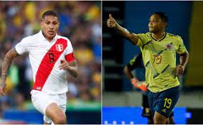 Peru vs Colombia: Confirmed lineups for ...