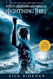Lighting Thief The Lightning Thief Riordan Wiki Fandom
