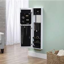 enjoyable over the door jewelry organizer for your home concept innerspace over the door