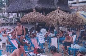 blue chair puerto vallarta. the gay beach blue chair puerto vallarta
