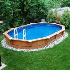 Bargain Above Ground Pool Designs Backyard Design Ideas With Amys
