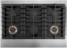 electrolux icon 36 gas slide in cooktop e36gc76prs electrolux appliances