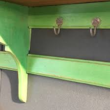green painted furniture. French Green Painted Pine Pot Shelf Furniture N