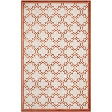 safavieh amherst indoor outdoor 4 x 6 square area rug ivory rugs carpets best canada