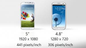 galaxy s4 screen size compare the specs samsung galaxy s4 vs galaxy s3 samsung news