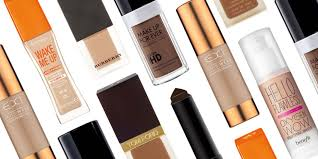 the best make up foundations for every skin type and budget