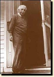 an essay by einstein the world as i see it einstein at his home in princeton new jersey