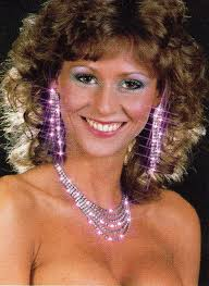 This was the other poster of Miss Elizabeth offered from 1987-1988. I know for a fact that this photo was used for other merchandise as well. - actorsmisselizabeth02
