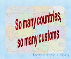 many countries so many customs essay so many countries so many customs essay