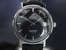 25 best ideas about omega seamaster deville omega rare collector vintage mens 1960 s omega seamaster deville automatic a725