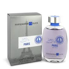 <b>Mandarina Duck Let's Travel</b> To Paris Cologne by Mandarina Duck