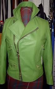 made to measure leather jacket approx