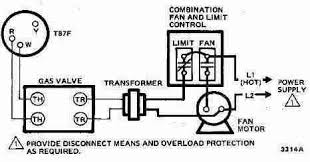 honeywell fan limit switch wiring diagram wiring diagrams how to install and wire the honeywell l4064b bination furnace valve wiring diagram motorised honeywell furthermore economizer
