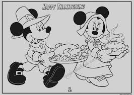 Cute Thanksgiving Coloring Pages Pdf 24 | Dawsonmmp.com