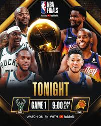 The 2021 nba finals begin this evening with game 1 of what should be a thrilling phoenix suns vs. Nba On Twitter Bucks Vs Suns Both Teams Making Their 3rd Finals Appearance Mil Won Lone Title In 1971 Phx Seeks First Championship The Nbafinals Presented By
