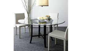 glass round dining table recent kitchen design from halo ebony round dining table with glass top