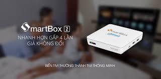 Đầu thu Smart TV Box, Smart box chính hãng VNPT, Android box VNPT, Truyền  hình Internet miễn phí | Thành Hưng - 0963.695.866