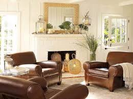 decorating brown leather couches. Brilliant Decorating Attractive Brown Leather Couch Living Room Best 25 Cream Sofa Ideas  On Pinterest Inside Decorating Couches I
