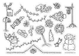Decorate The House For Christmas - Decorations Printable