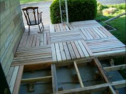 from the redo redux blog you can see a do it yourself project using wooden pallets to create a front porch this is a great way to recycle wood and use