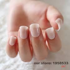 cheap office lighting. 2016 fashion light pink office false nail art tips fake nails decoration patch manicure accessory cheap lighting e