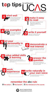 best university tips ideas top tips for writing your ucas personal statement