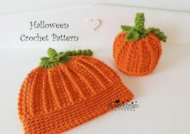 Halloween Crochet Patterns Magnificent Pumpkin Hat Crochet Pattern UK Kerry Jayne Designs