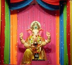 nice ganpati decoration at home 4 luxury styles just another home