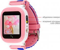 Смарт-часы Pink-White - ROZETKA. Купить Smart Watch в Киеве ...
