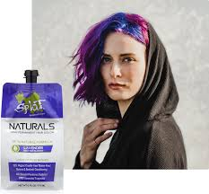 Splat Hair Dye Rebellious Style Artisanal Colors