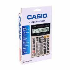 Casio Hesap Makinesi 14 Tuş DJ-240D