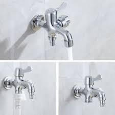 By nheeta on december 6, 2017. Doppel Wasserhahn Kombiventi 1 2 Waschmaschine Kombi Kugelhahn Auslaufhahn Ebay