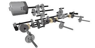 lego motor wiring diagram lego image wiring diagram thirdwigg s lego technic zil 132 trial truck lego technic on lego motor wiring diagram