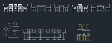 dining chair autocad. dining tables elevation cad blocks chair autocad o