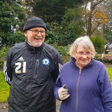 Paul Rupa & Lynda Curran - Interview Sensory garden Project by ...