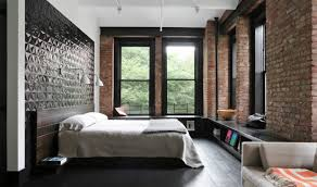Captivating New York Style Bedroom Photo   5