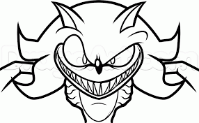 Sonicexe Coloring Pages