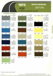 Car Colour Codes Chart Dodge Car Color Codes Get Rid Of Wiring Diagram Problem
