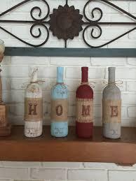 Decorative Wine Bottles Ideas Wine Home Decor Interior Lighting Design Ideas 35