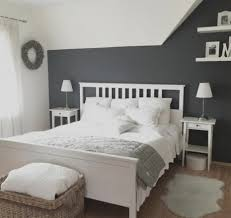 Schlafzimmer Graue Wand Acemeshme
