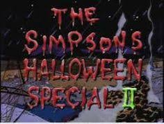 THE SIMPSONS  Treehouse Of Horror XXIV Couch Gag By Guillermo Del Watch The Simpsons Treehouse Of Horror Episodes Online For Free