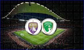 مشاهدة مباراة العين والإمارات اليوم بث مباشر فى الدوري الاماراتي - الشامل  الرياضي