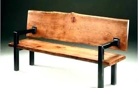 modern outdoor benches for wrought iron and wood garden bench how to re a cast ideas medium size metal good quality