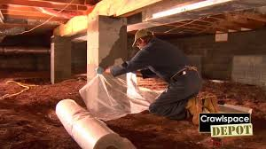 crawl space vapor barrier lowes. Contemporary Vapor Wall And Floor Liners From Crawlspace Depot To Crawl Space Vapor Barrier Lowes