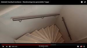 In love with home decoration. Handlauf Montieren Gewendelte Treppe So Geht S