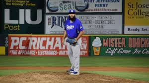 Skeeters Felipe Paulino Pitching 6/20/18 HD - YouTube